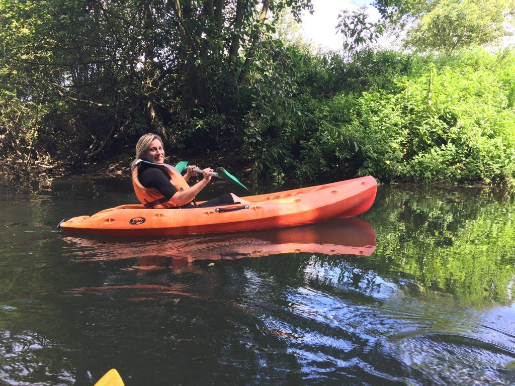 descente-canoe-kayak-Loisirs-Normandie-Lac-de-Pont-leveque