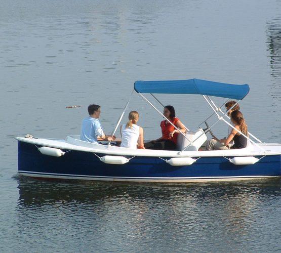 bateau-electrique-activites-nautiques-Loisirs Normandie